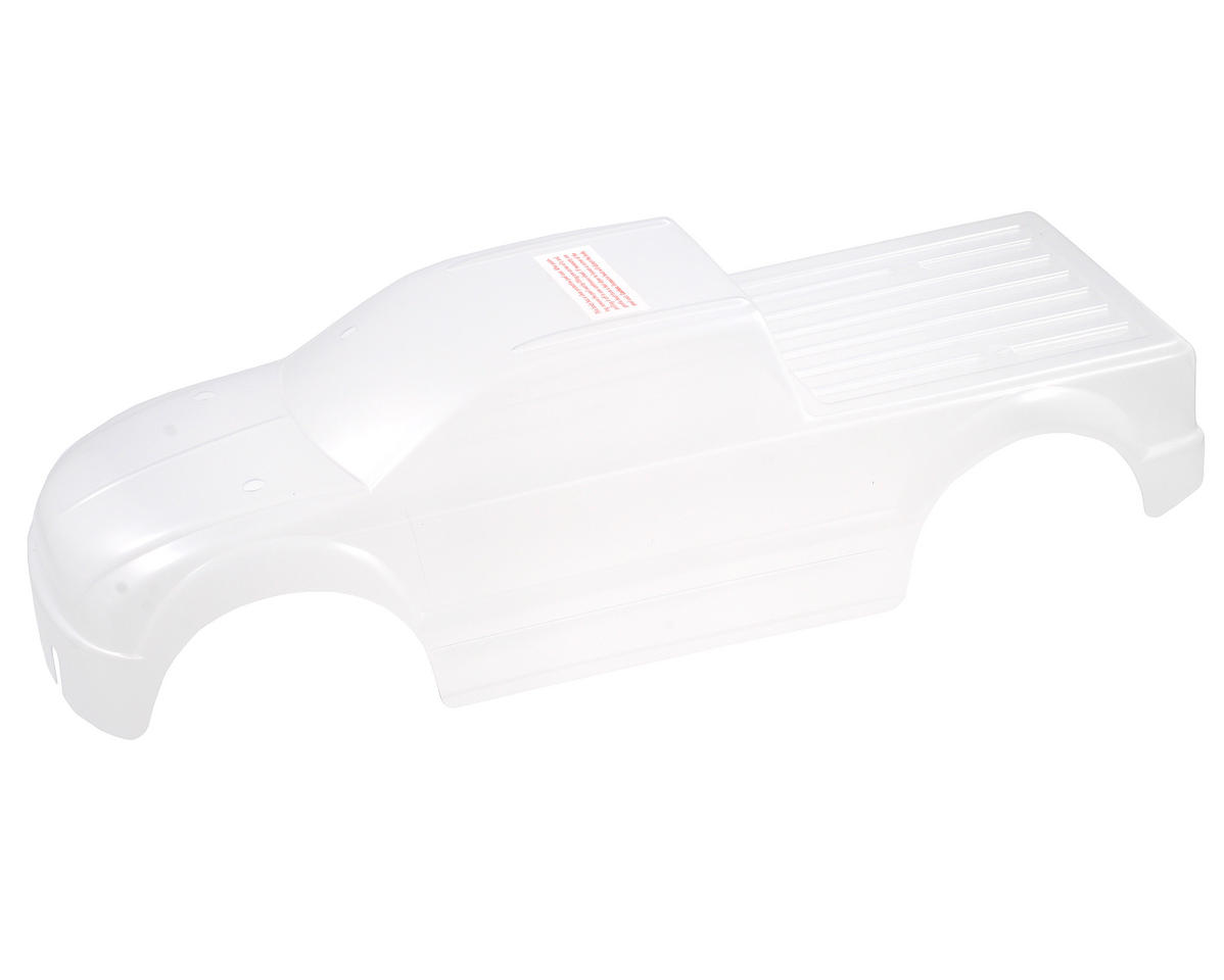 E-Maxx Clear Body (Long Wheelbase) by Traxxas