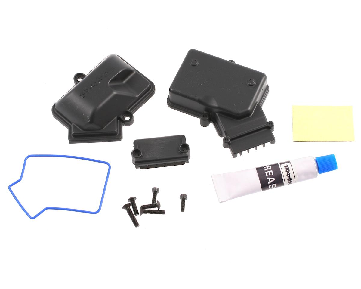 Traxxas Sealed Receiver Box (E-Maxx)