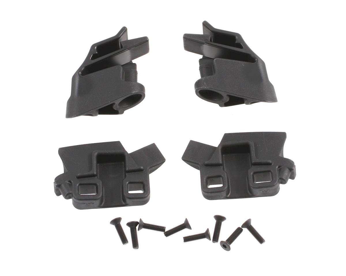 Traxxas Retainer Battery Hold Downs (4): EMX