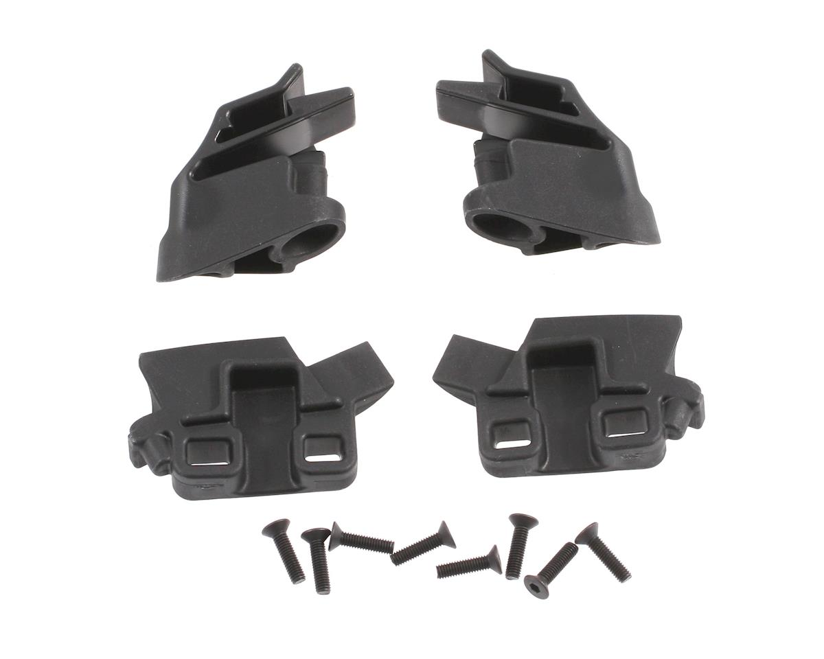 Retainer Battery Hold Downs (4) (E-Maxx) by Traxxas