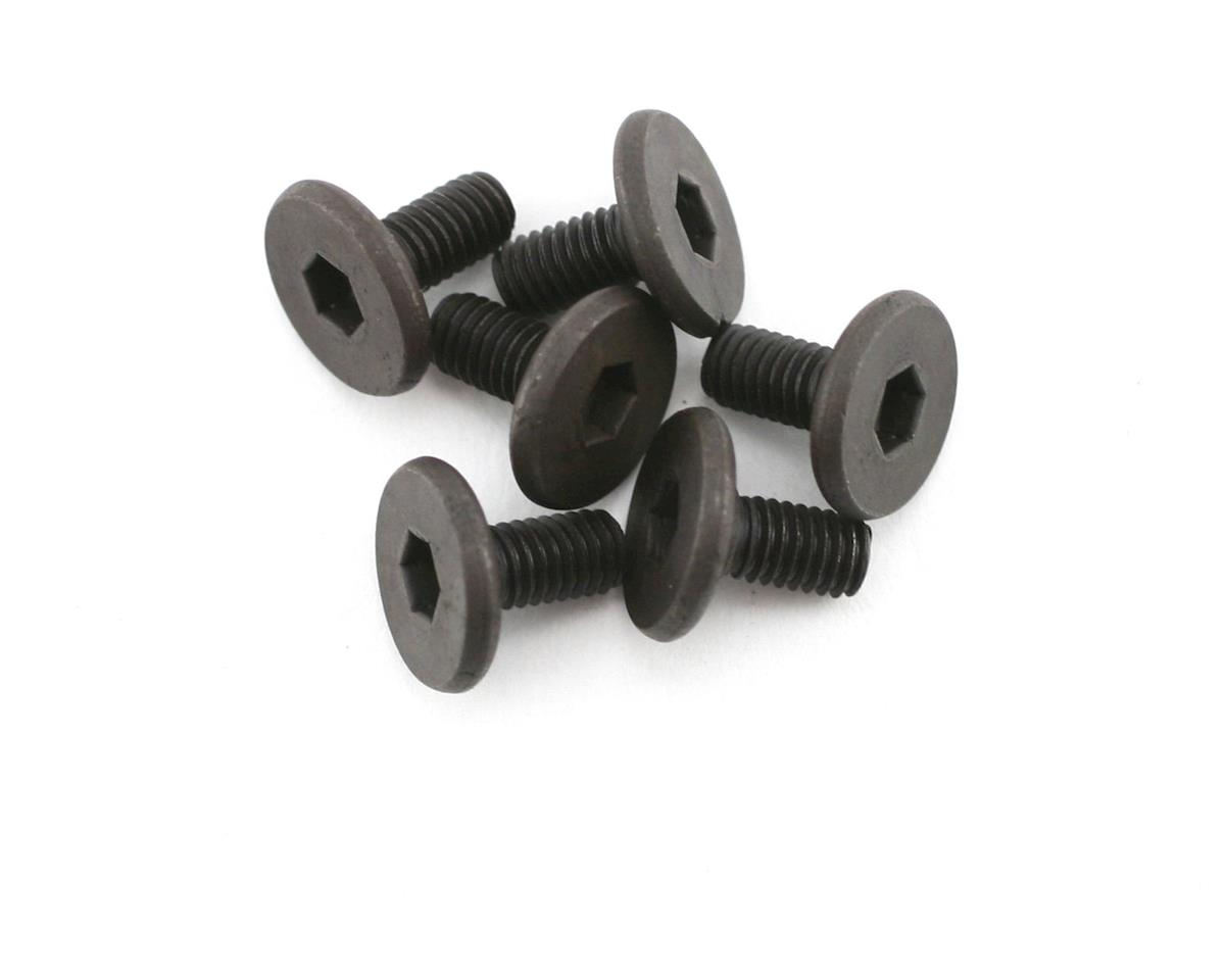 3X6mm Flat Head Screws (6) by Traxxas