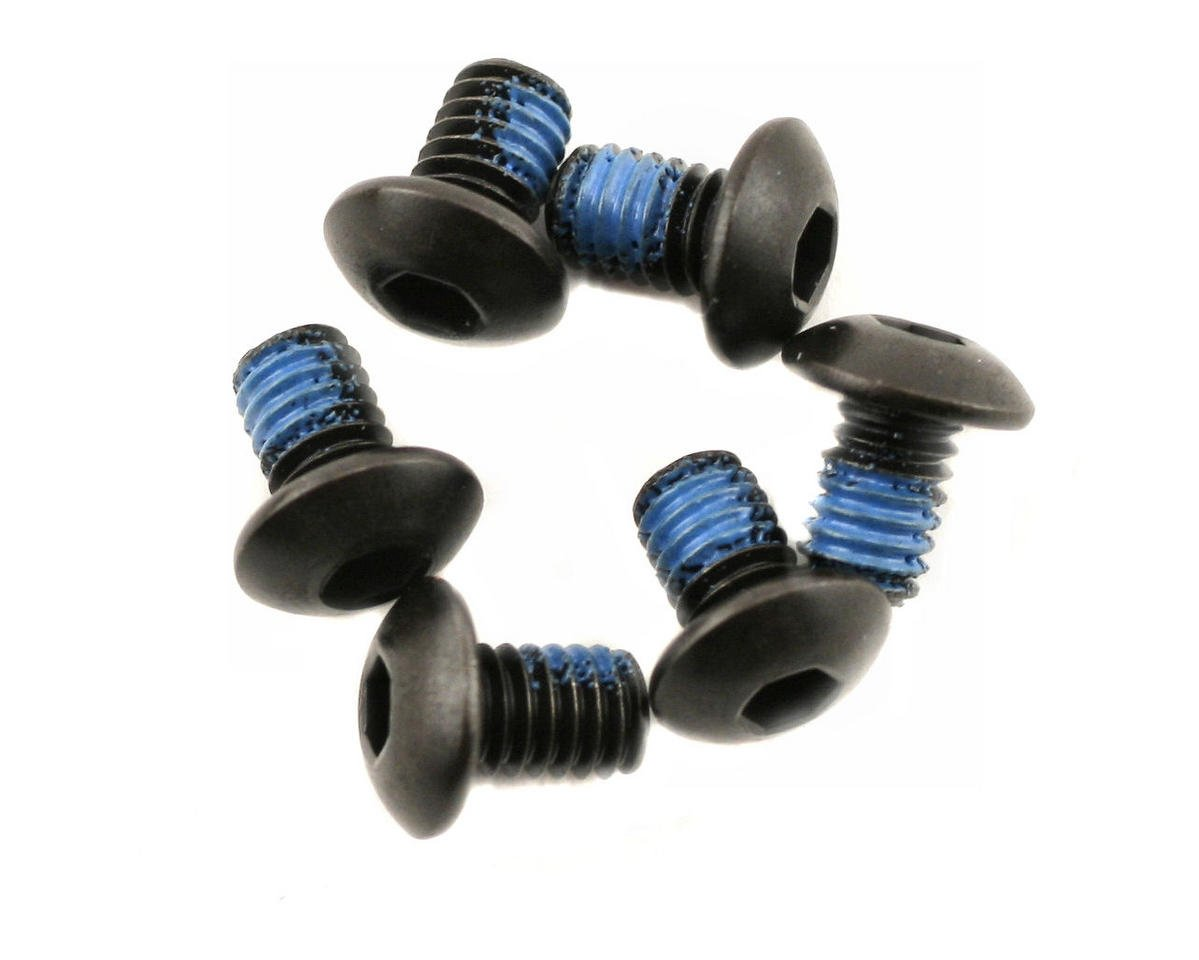 Traxxas 4x6mm Button Head Machine Screws (6)