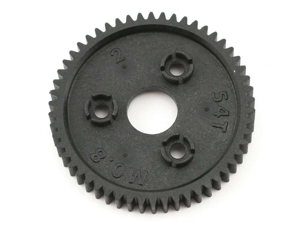 54T Spur Gear (0.8 Metric Pitch) by Traxxas