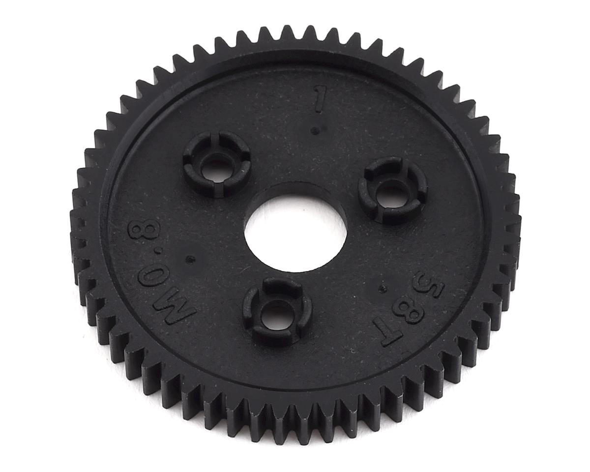 58T Spur Gear (0.8 Metric Pitch) by Traxxas