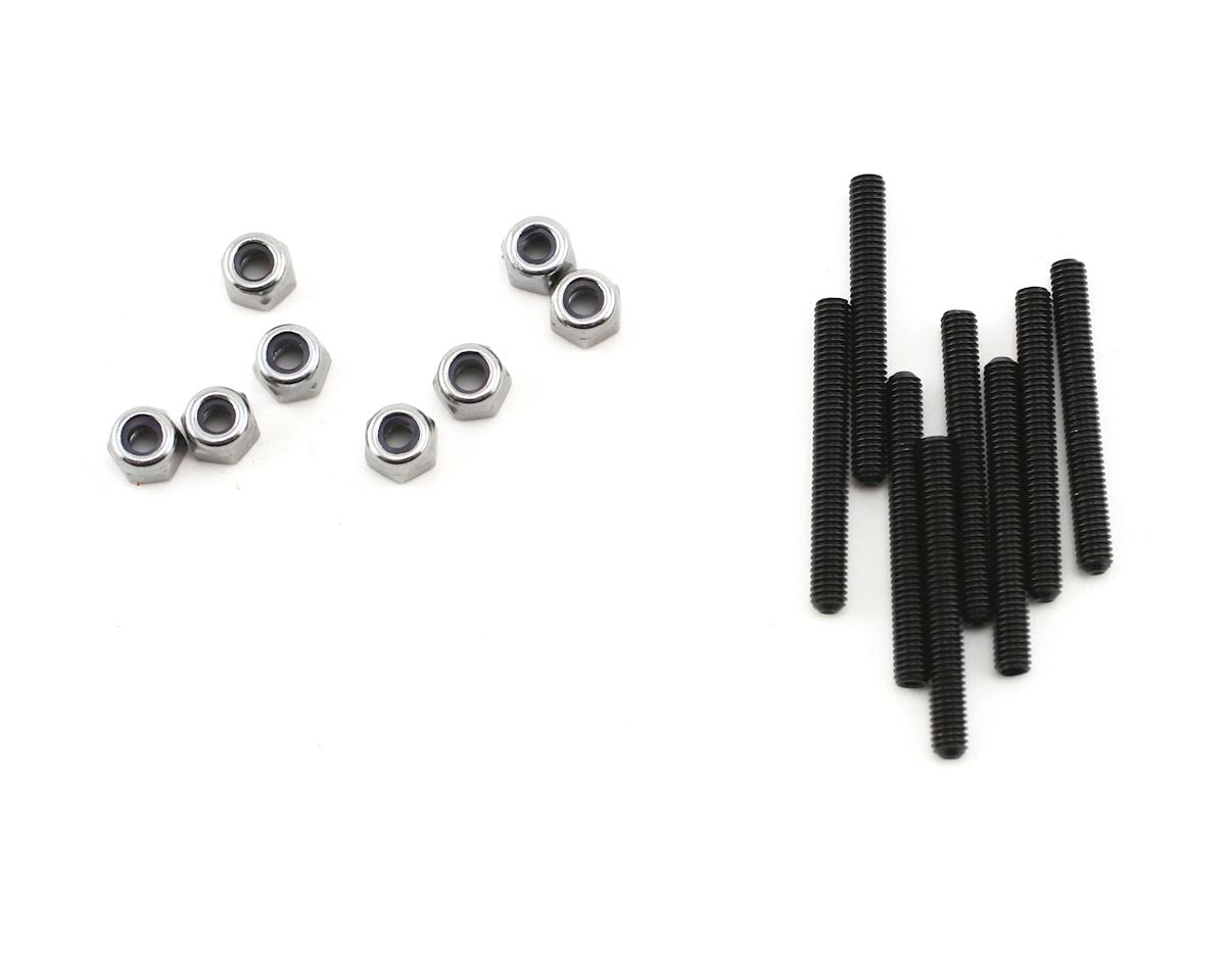 Screws & Nylon Locknut (8) by Traxxas