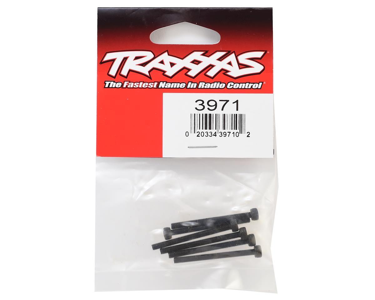 Traxxas 3x35mm Cap Head Hex Screws (6)