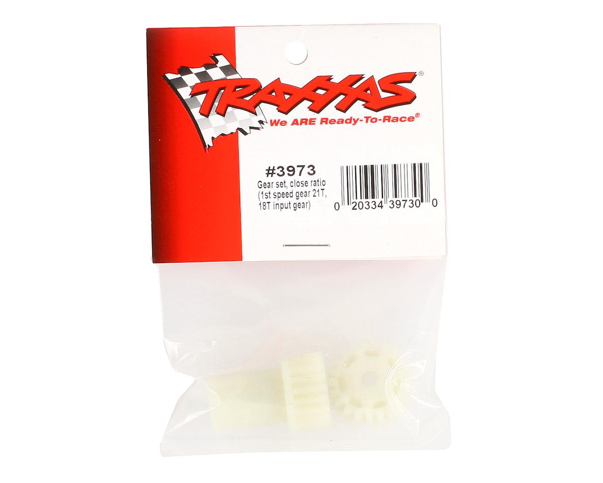 Traxxas Gear Set, Close Ratio:EMX