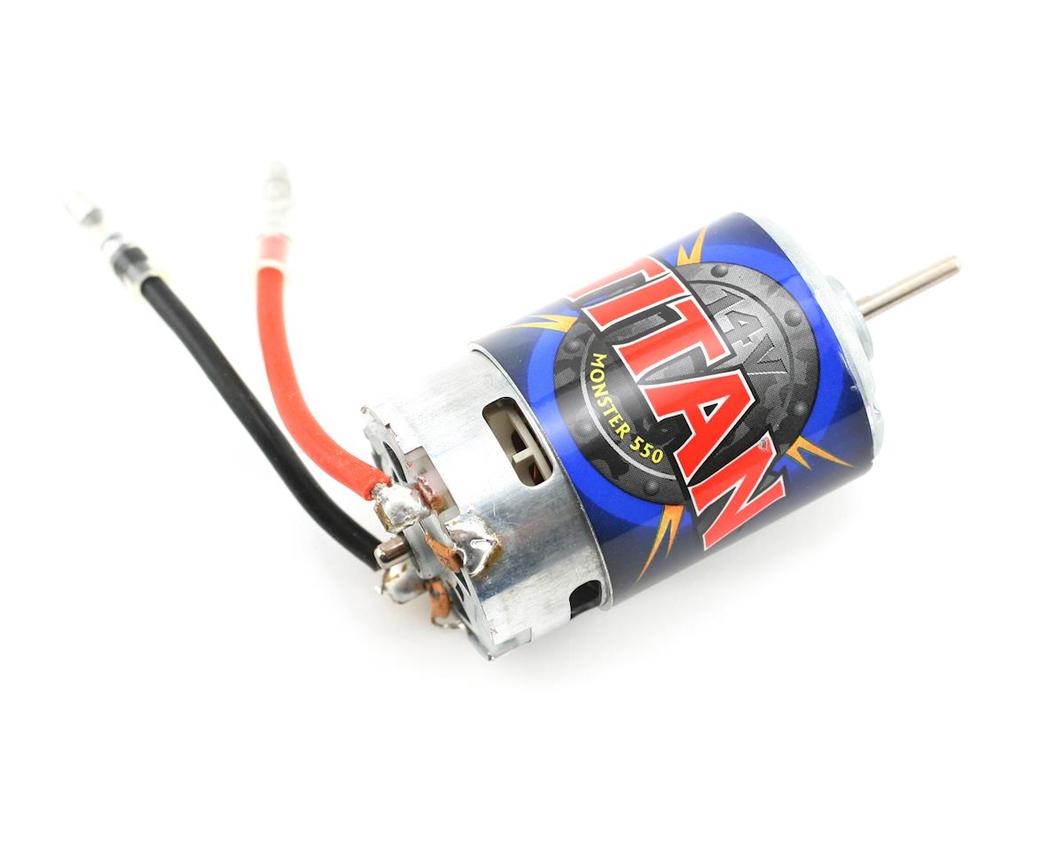 Traxxas Titan 550 Size Motor (21T) | relatedproducts