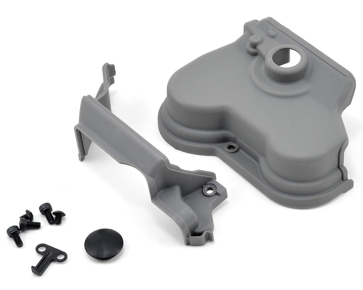 Traxxas Dual Motor Gear Cover Set