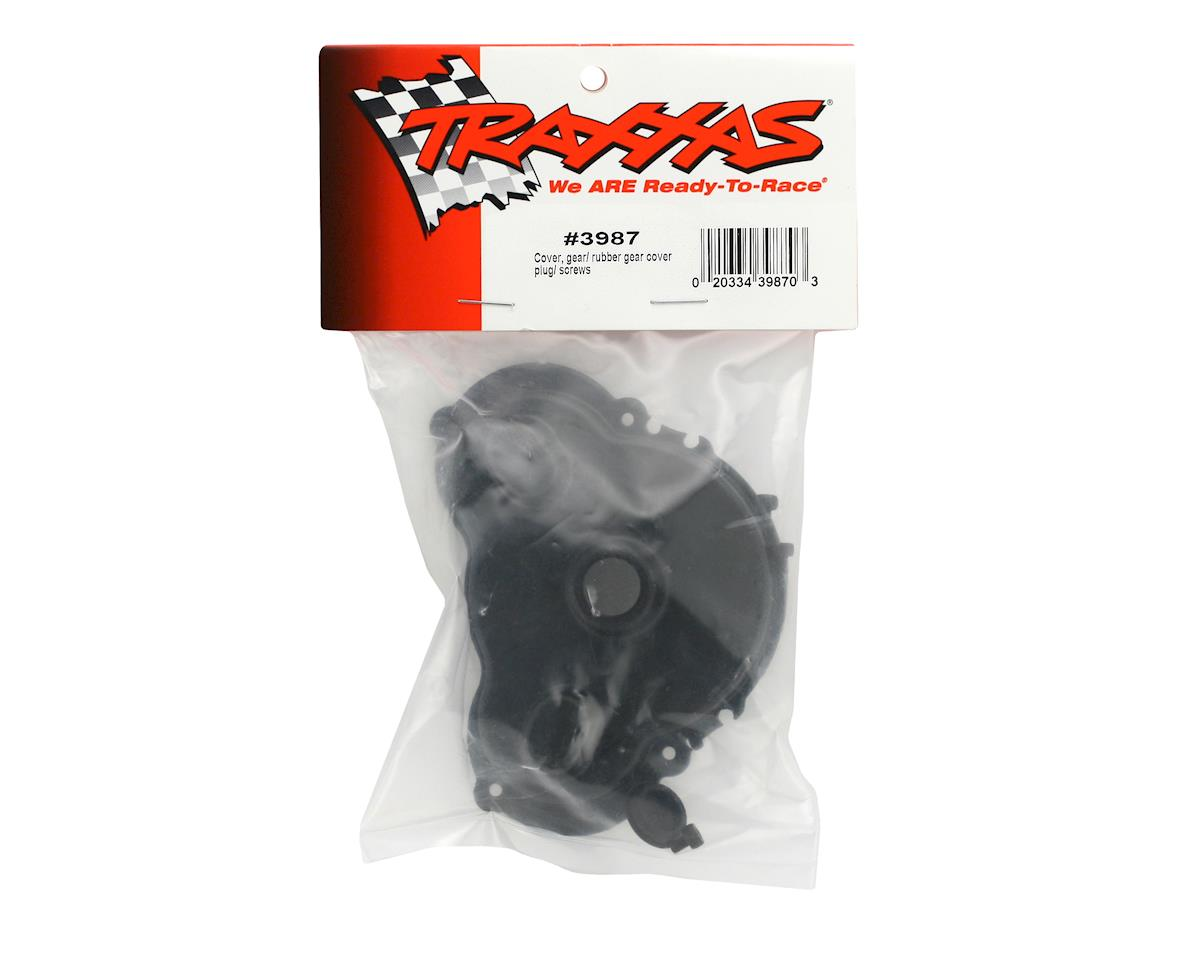 Traxxas Motor Gear Cover w/Screws