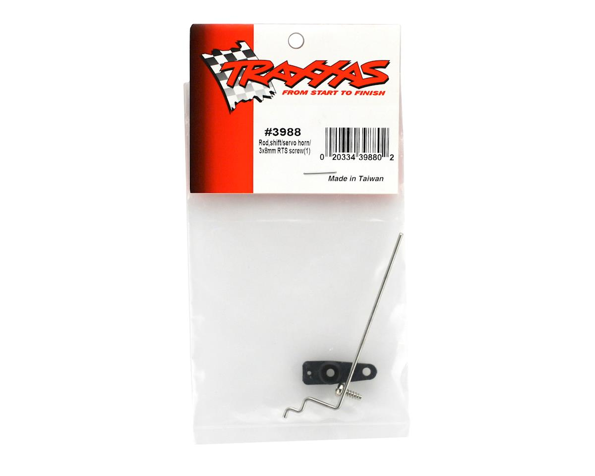 Traxxas Shift Rod w/Servo Horn