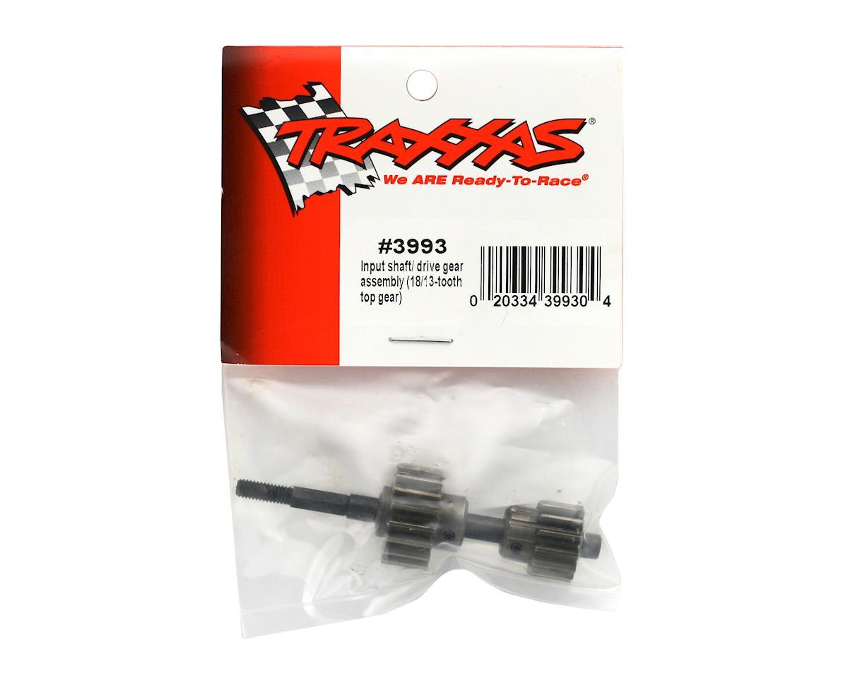 Traxxas Input Shaft Drive Gear Assembly