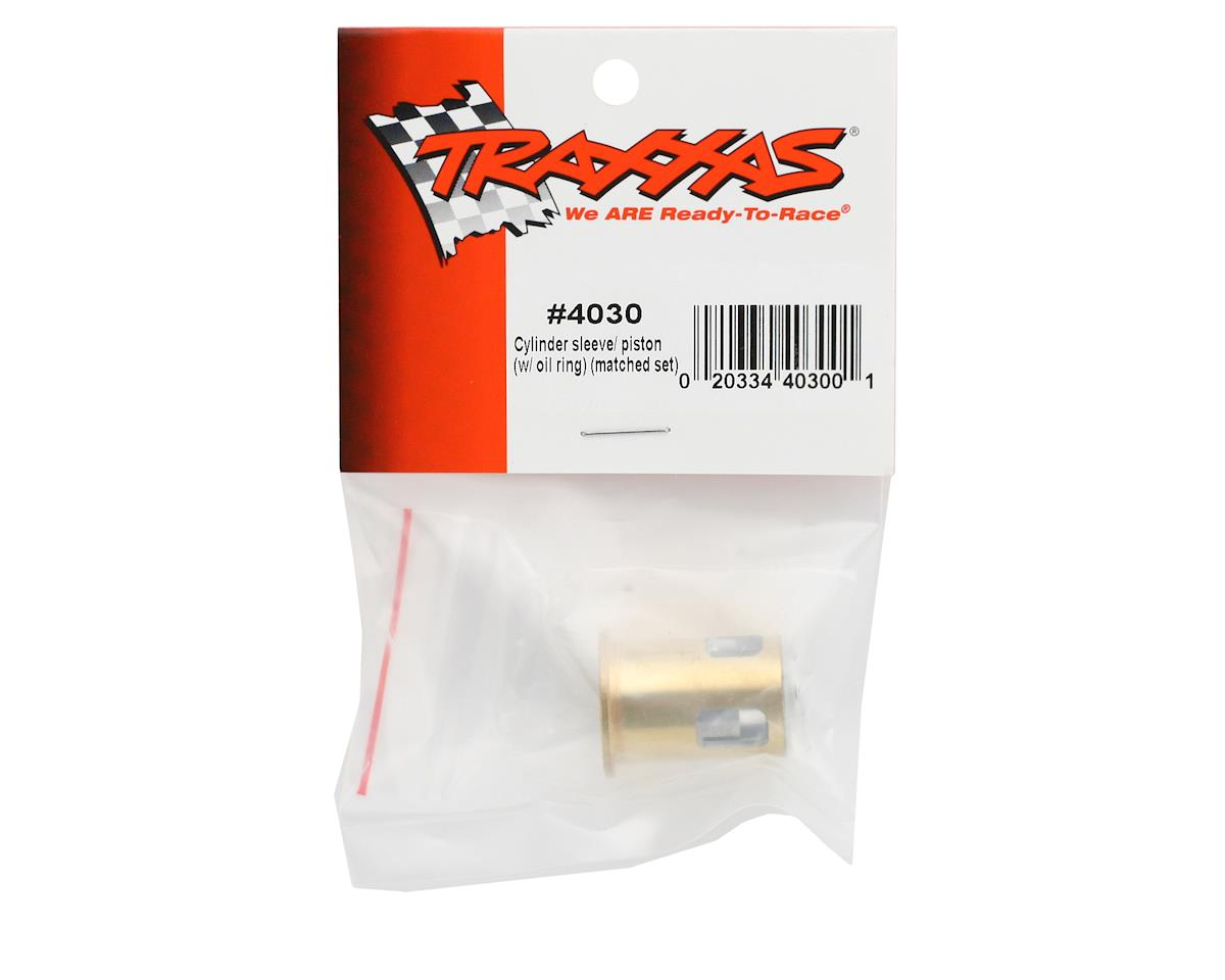 Traxxas Cylinder Sleeve/Piston