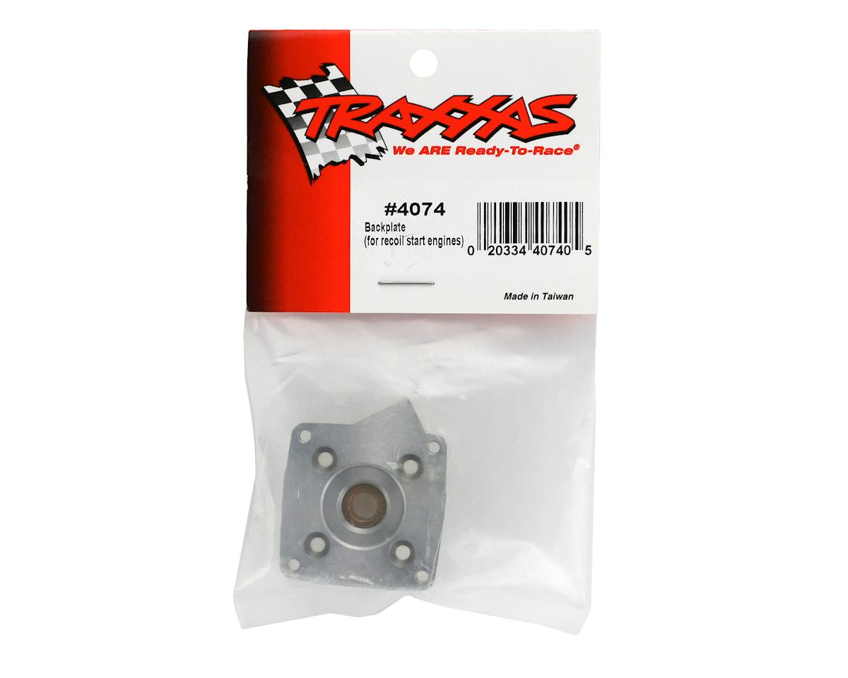 Recoil Starter Backplate by Traxxas