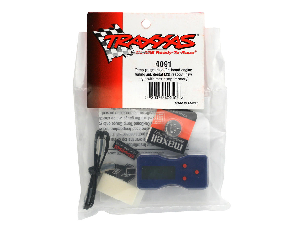 Traxxas On-Board Temp Gauge