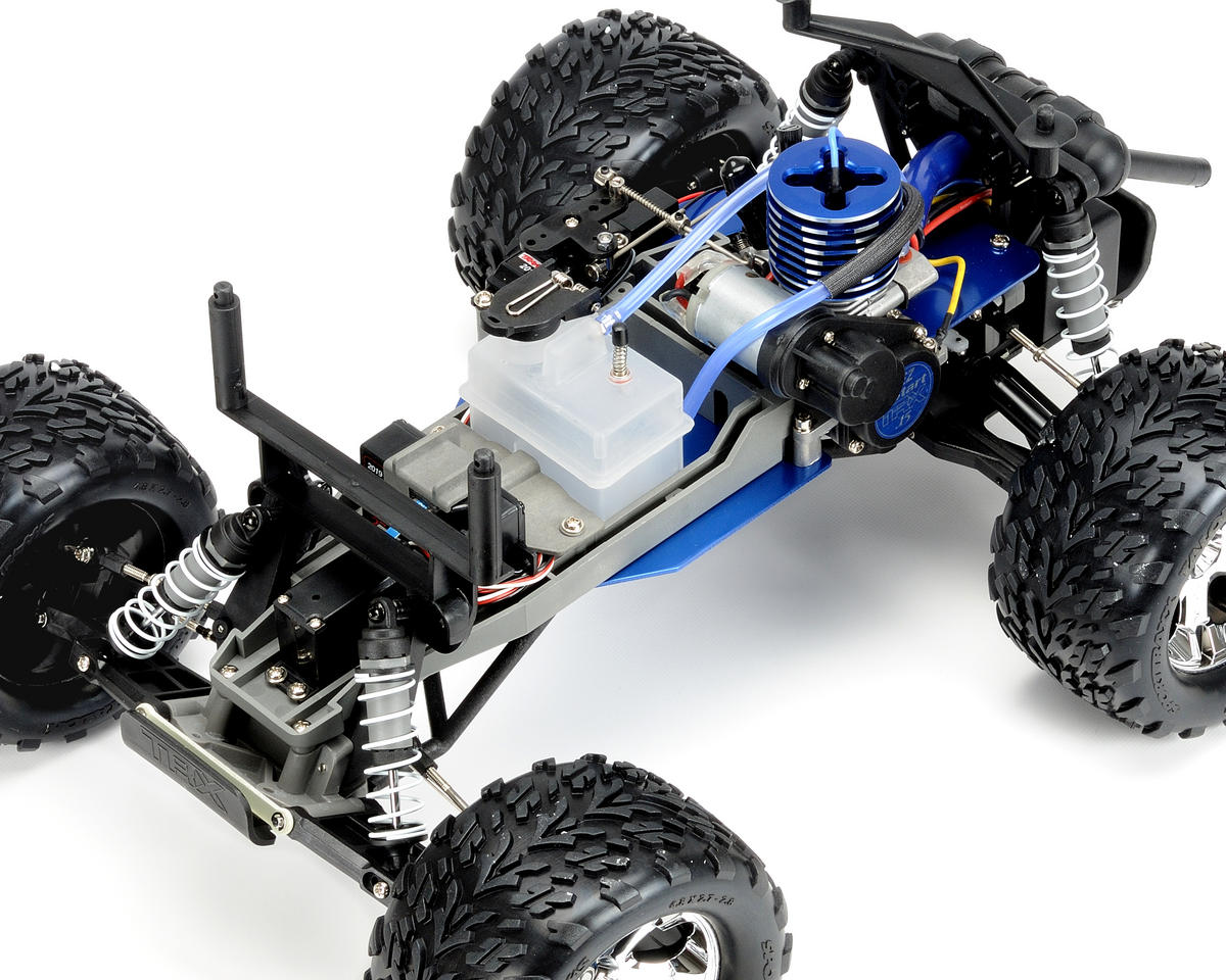 Traxxas Nitro Stampede 1 10 Rtr Monster Truck Tra41096 3