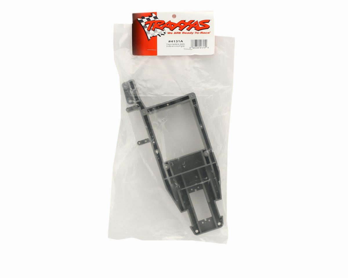 Traxxas Chassis Back Bone Plastic (Grey)