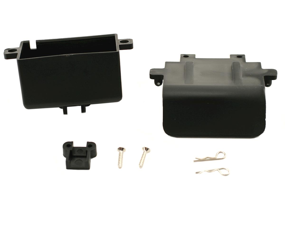 Rear Bumper & Battery Box by Traxxas