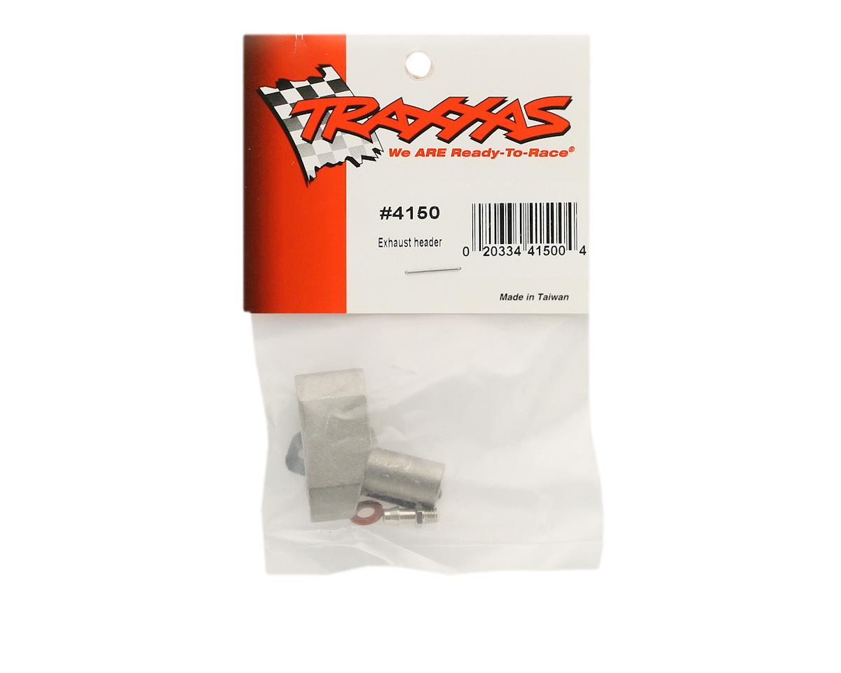 Traxxas Exhaust Manifold