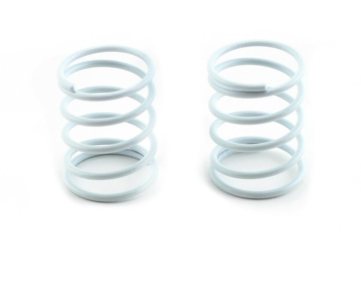 Traxxas Front/Rear Shock Springs (White) (2)