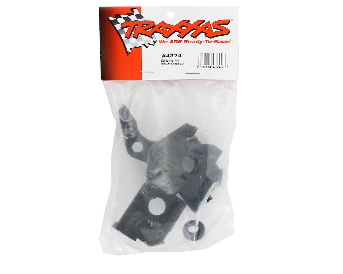 Traxxas Side Frames & Belt Tension Cams