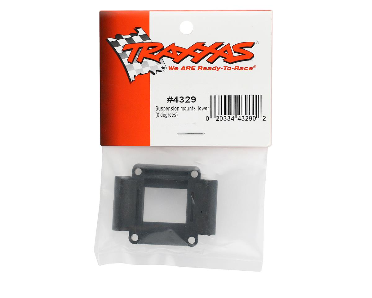 Traxxas Lower Suspension Mount (0 Degree)
