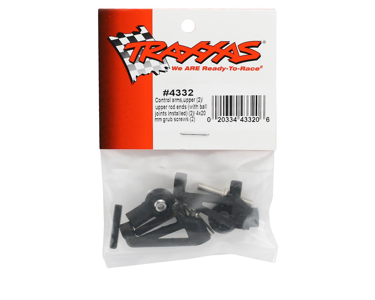Upper Control Arms by Traxxas