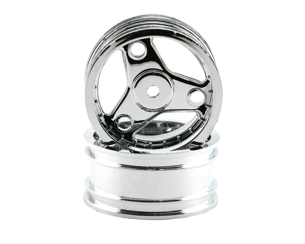 Traxxas Wheels,Chrome:4-Tec