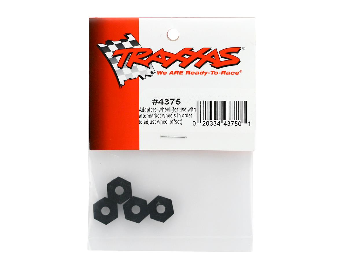 Traxxas Wheel Adapters (4)