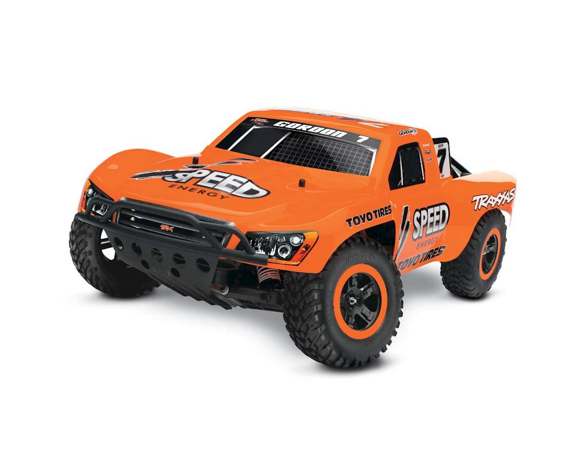 Traxxas Nitro Slash 3.3 1/10 2WD RTR SC Truck (Robby Gordon)