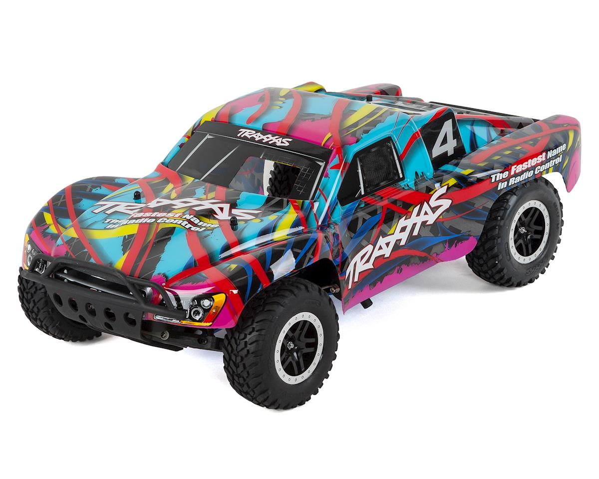 Traxxas Nitro Slash 3.3 1/10 2WD RTR SC Truck (Hawaiian Edition)