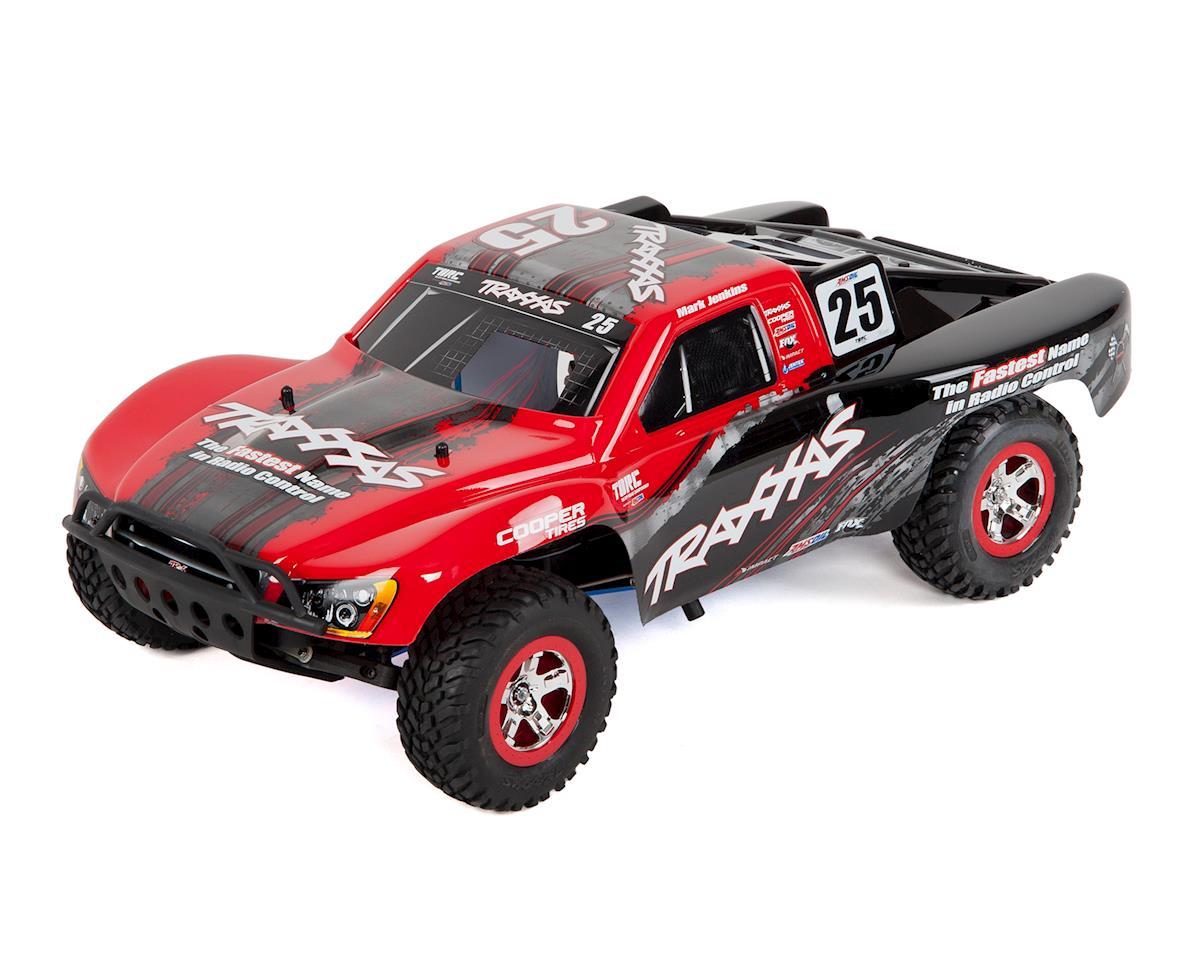 Traxxas Nitro Slash 3.3 1/10 2WD RTR SC Truck
