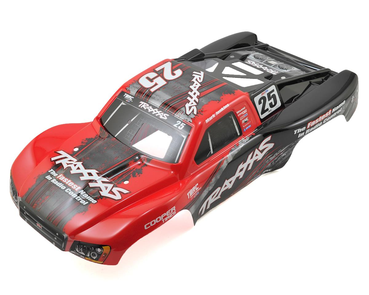 #25 Mark Jenkins Painted Body (Nitro Slash) by Traxxas