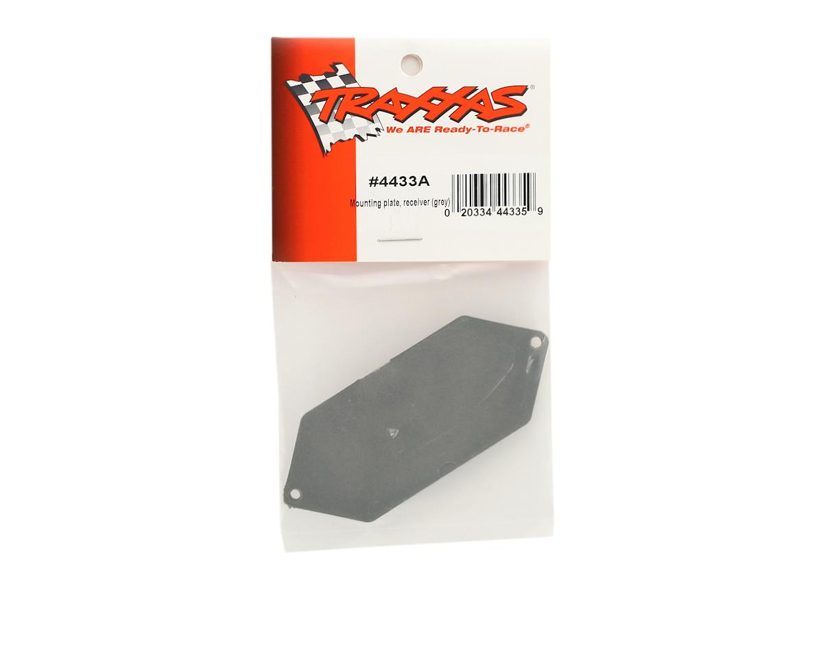 Traxxas  Receiver Mounting Plate