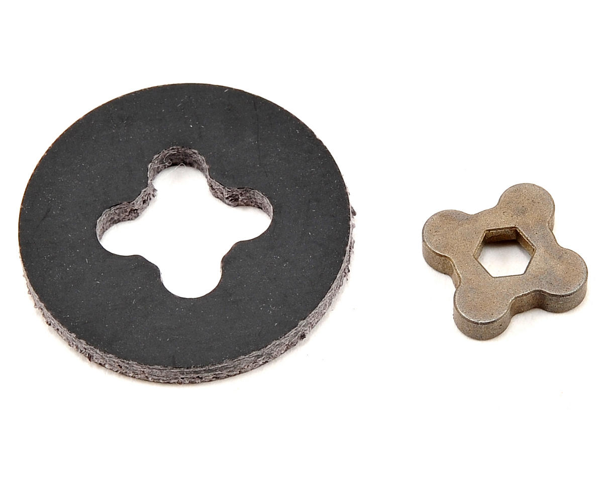 Brake Disc/Brake Adapter Set by Traxxas