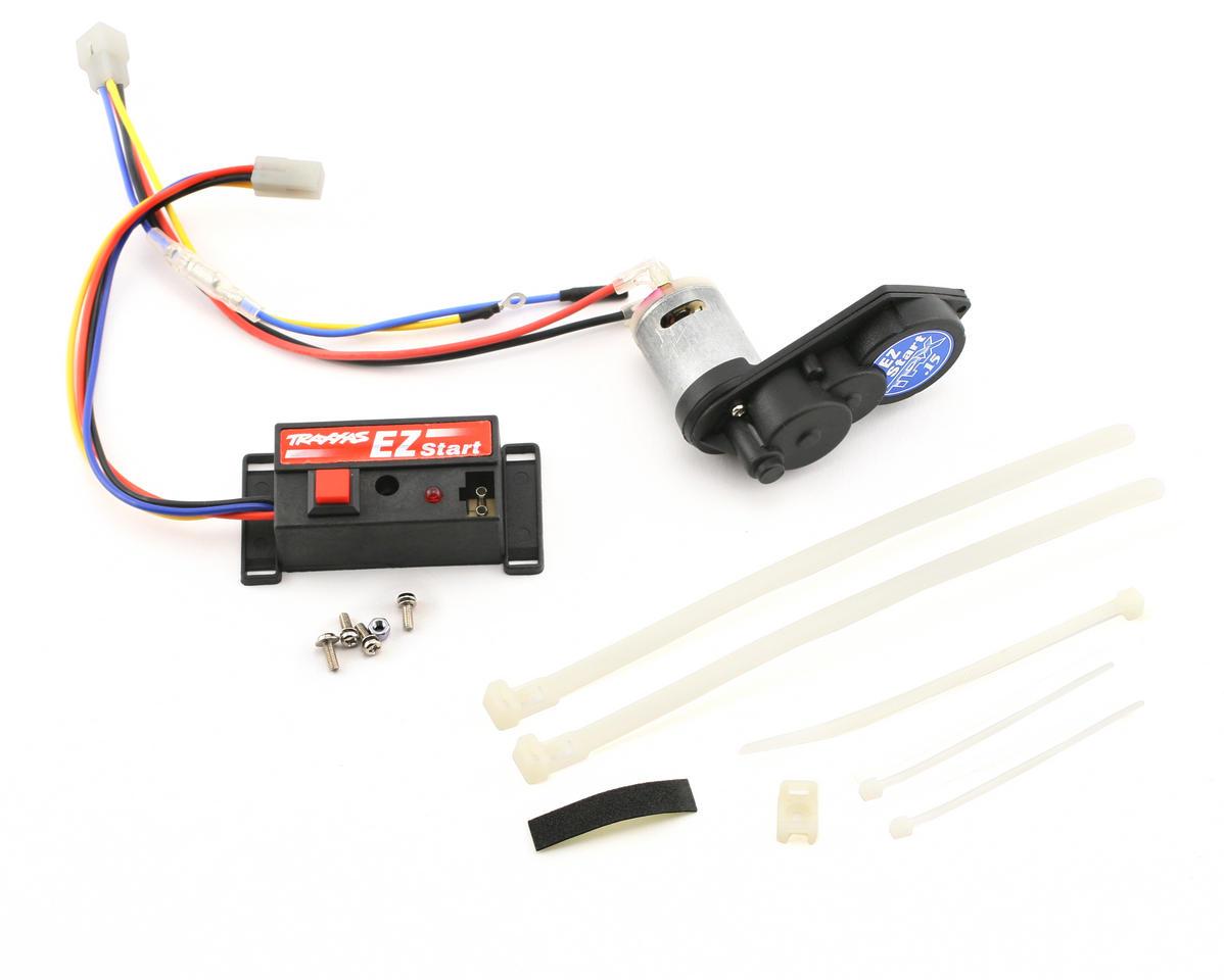 Traxxas Ez Start Wiring Diagram 31 Images Starting System