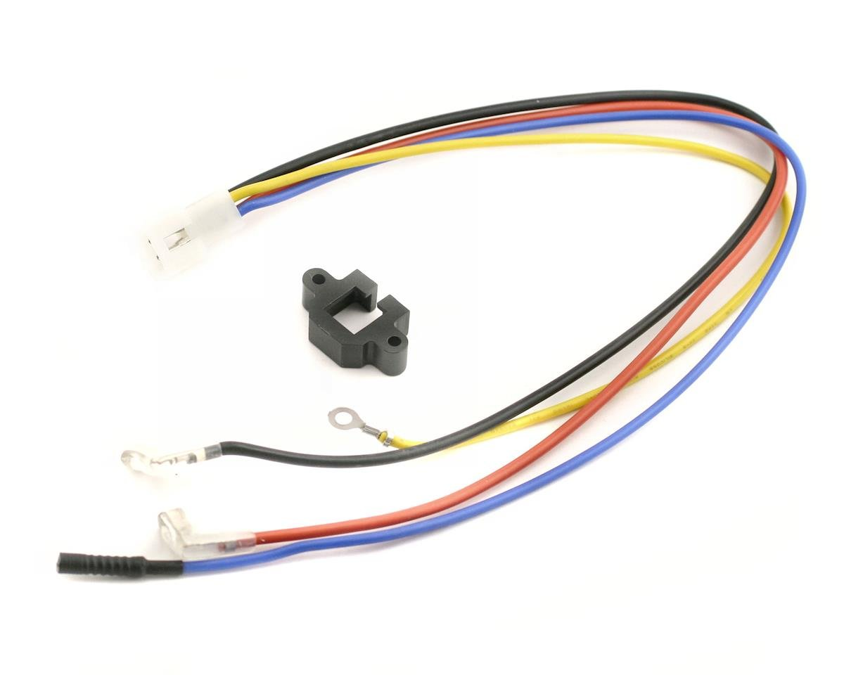 Traxxas connector wiring harness ez start and
