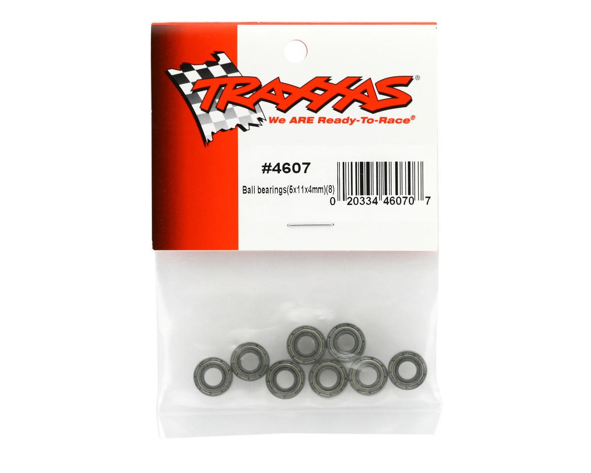 Traxxas 5x11x4mm Ball Bearing (8)