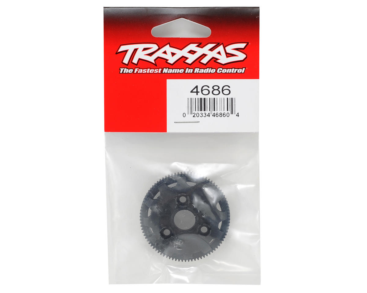 48P Spur Gear (86T) by Traxxas