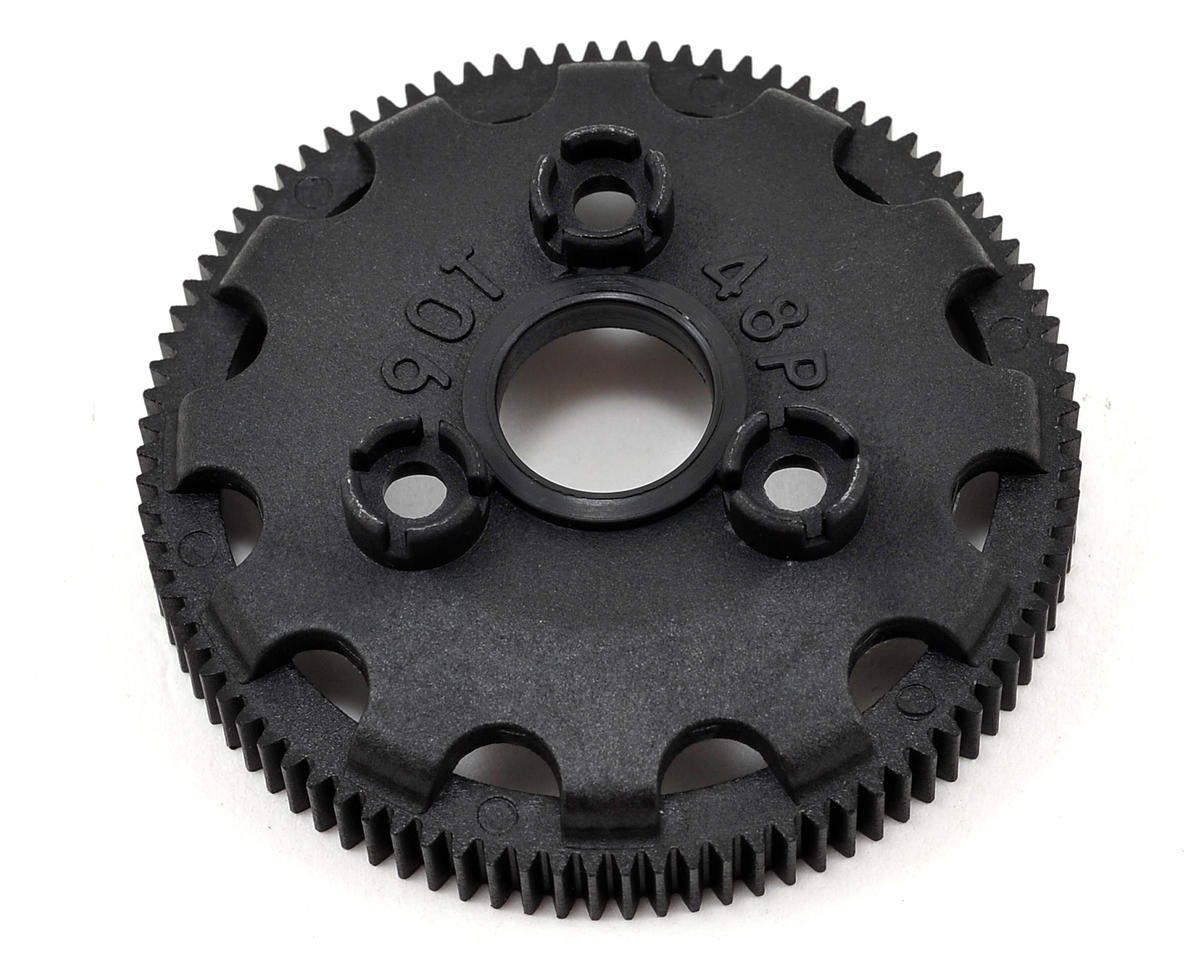 48P Spur Gear (90T) by Traxxas