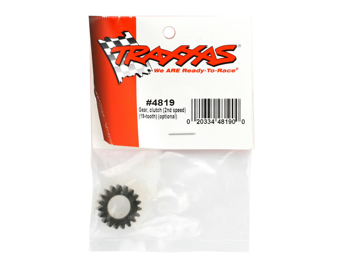 Traxxas 2nd Speed Clutch Gear (19T)