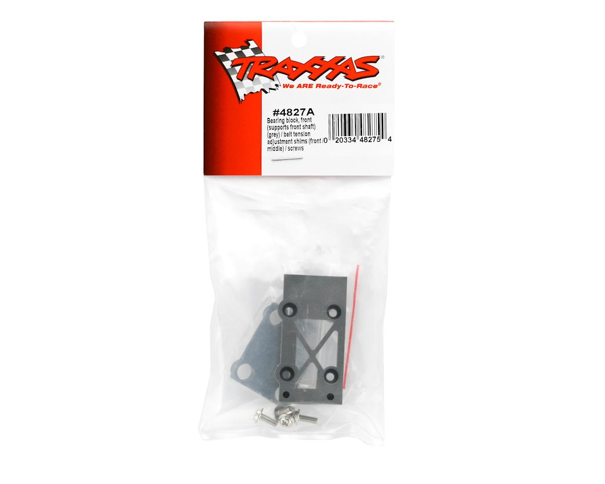 Image 2 for Traxxas Front Bearing Block (Nitro 4-Tec 3.3)