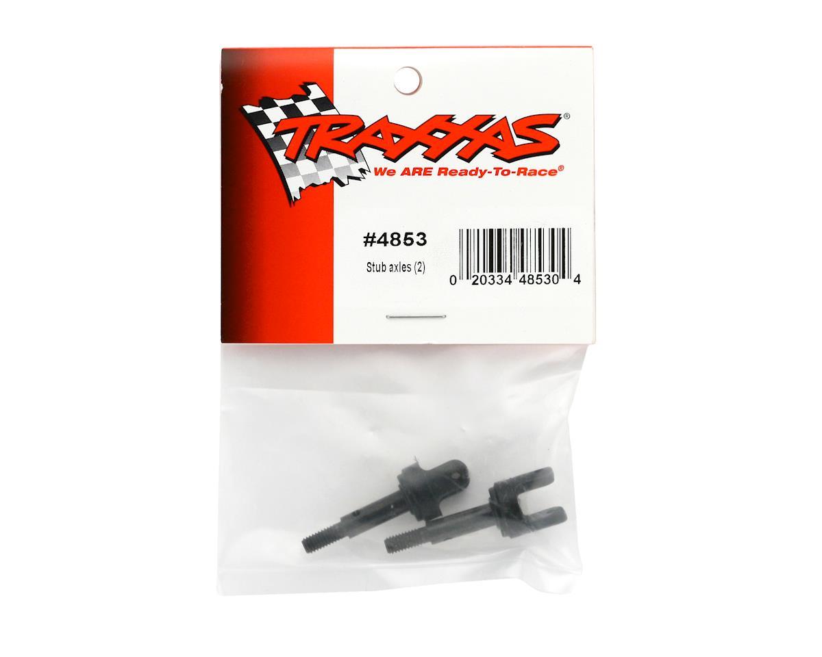 Traxxas Stub Axle (2) (Nitro 4-Tec)