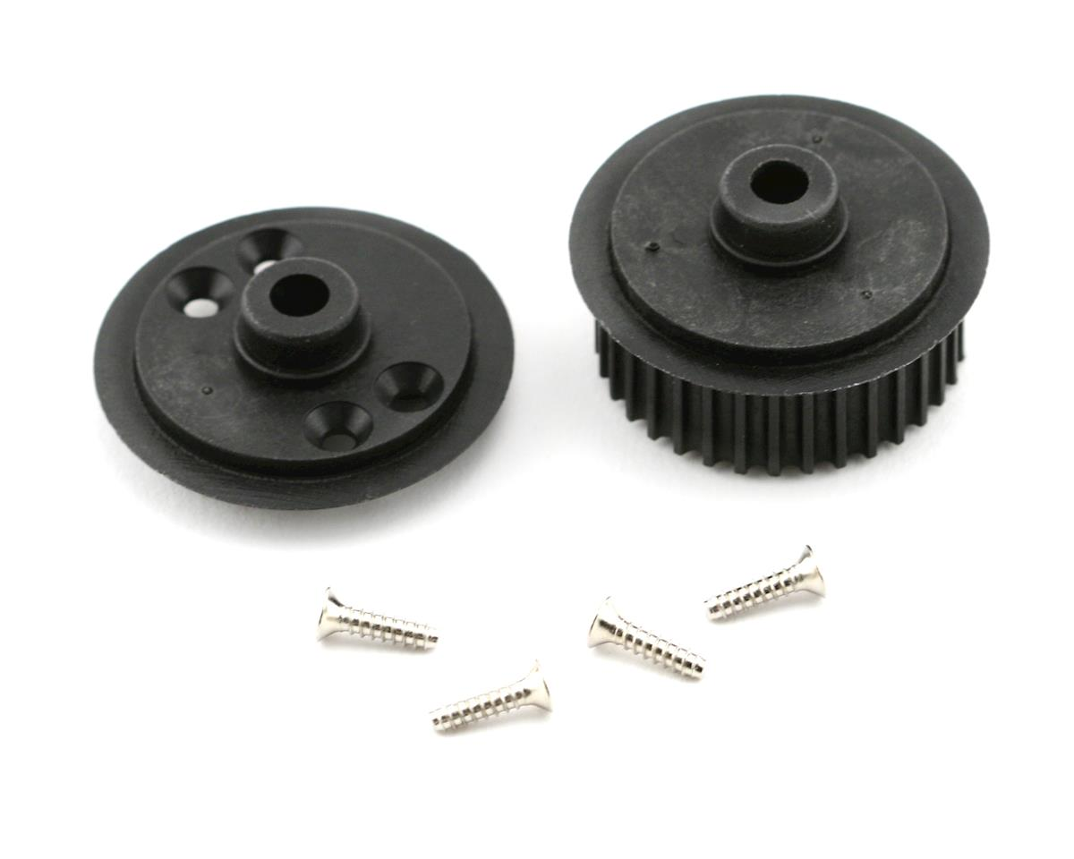 Traxxas Diff Flanged Side:N4-Tec