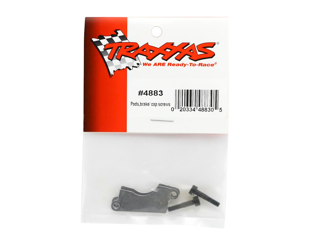 SCRATCH & DENT: Traxxas Brake Pad (2) (Nitro 4-Tec)