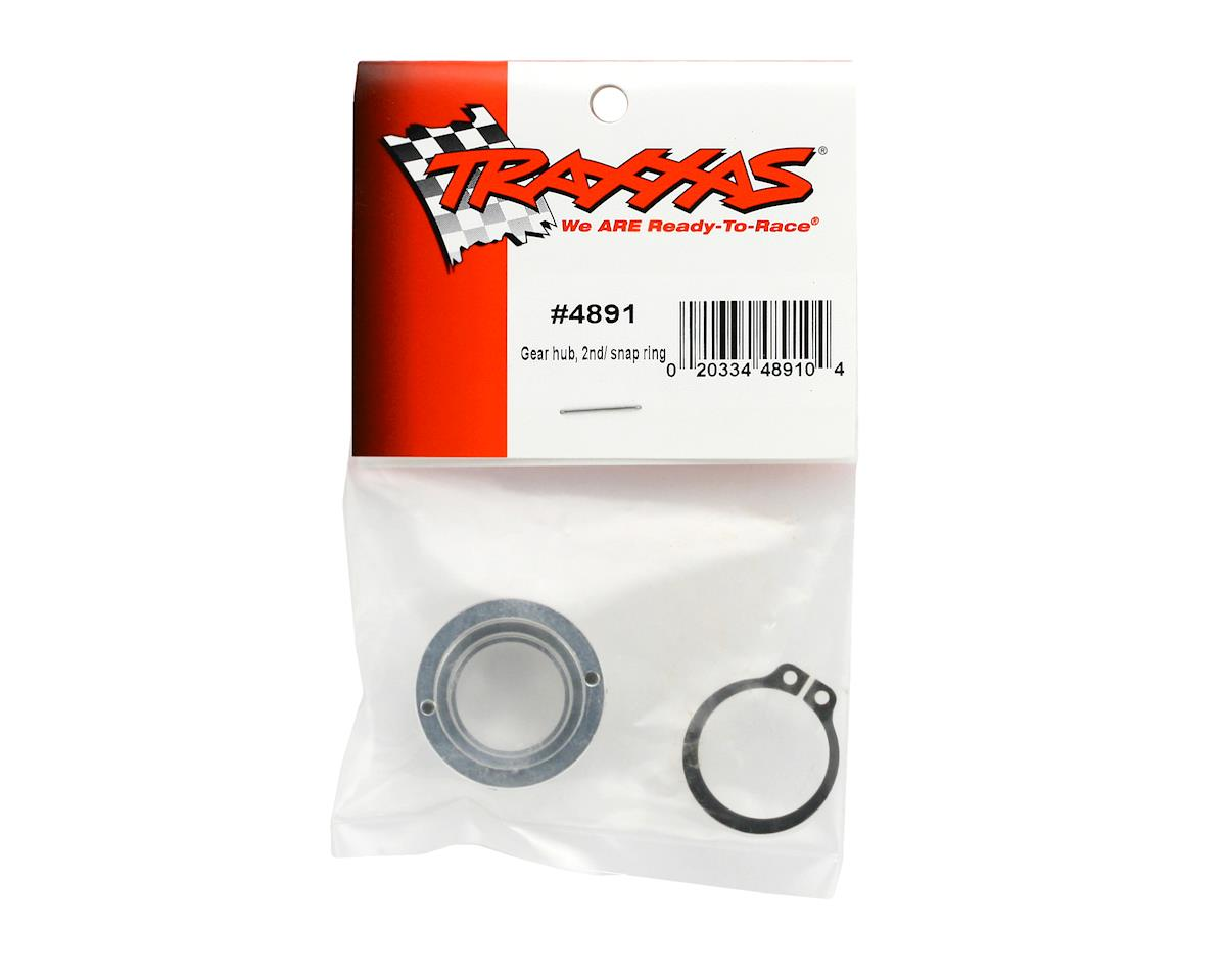 Traxxas Gear Hub, 2nd Snap Ring (Nitro 4-Tec)