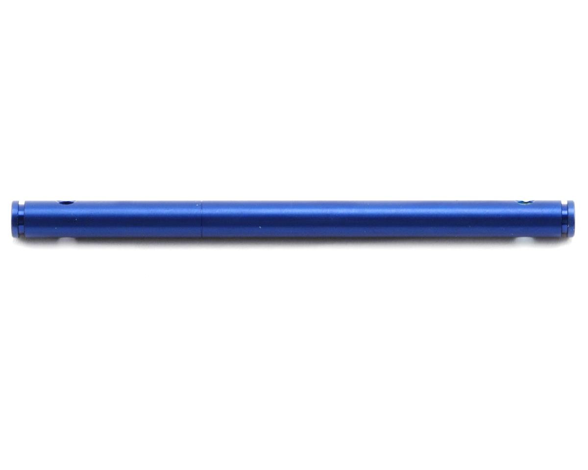 Traxxas Front Pully Shaft, blue N4-Tec