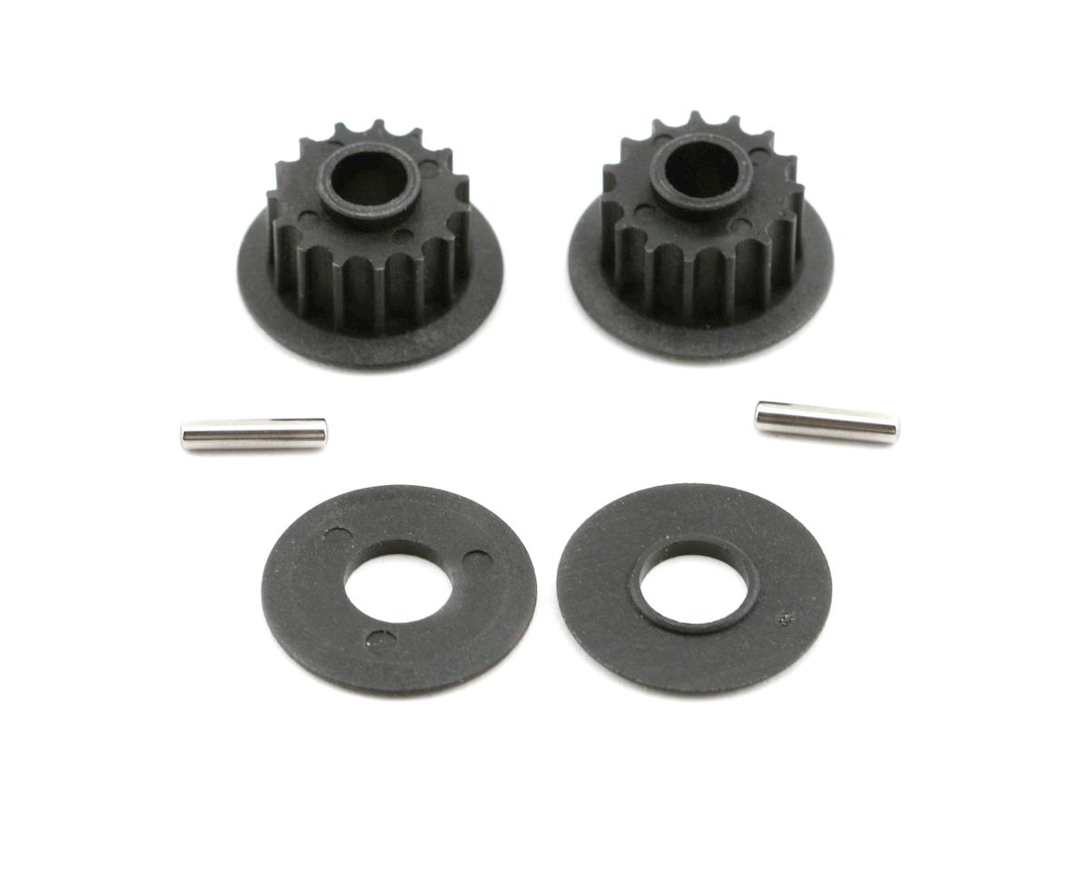 Traxxas Nitro 4-Tec Pulley (2) (15 Groove)
