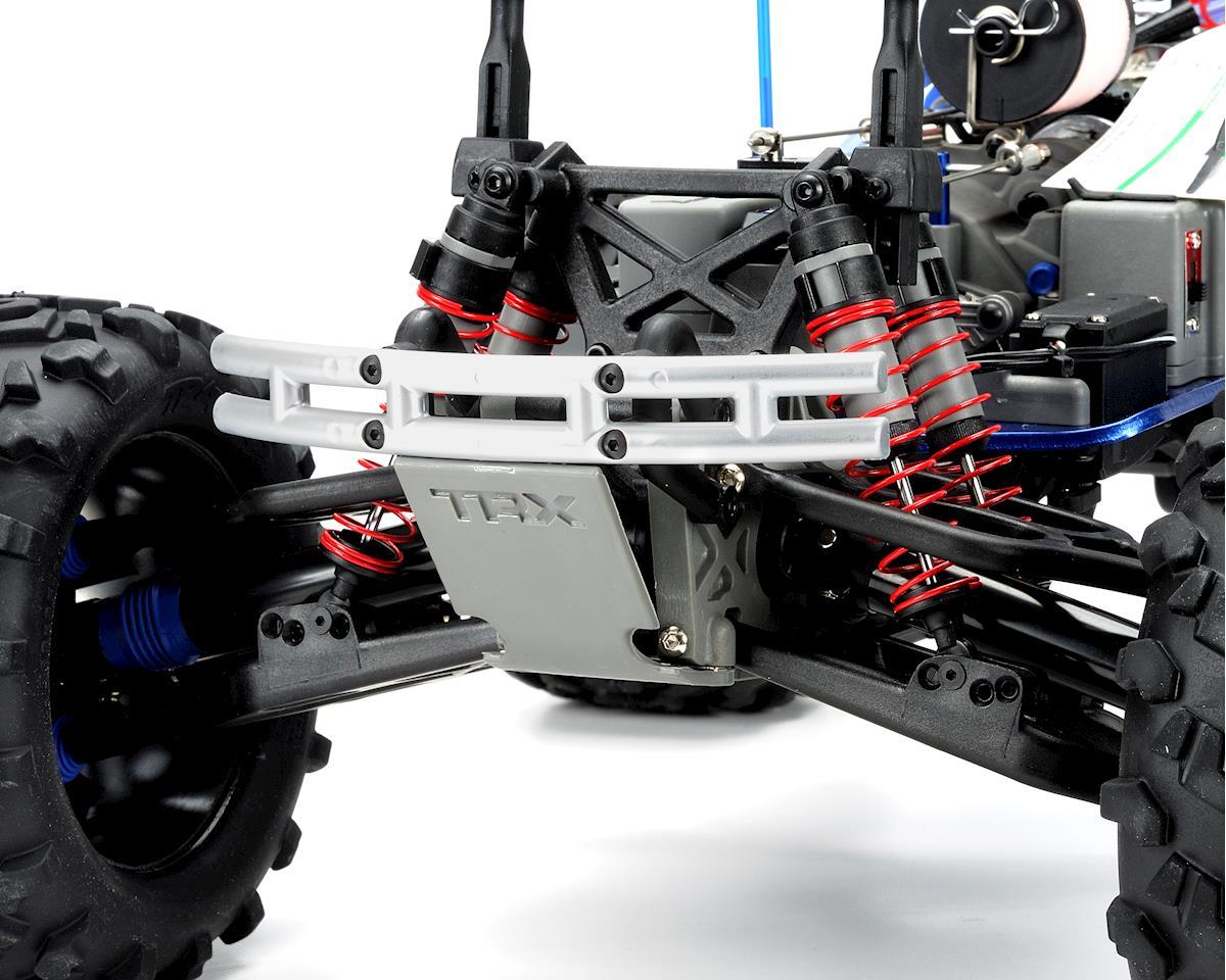 traxxas t-maxx 3 3 4wd rtr nitro monster truck (black) [tra49077-3-blk] |  cars & trucks - amain hobbies