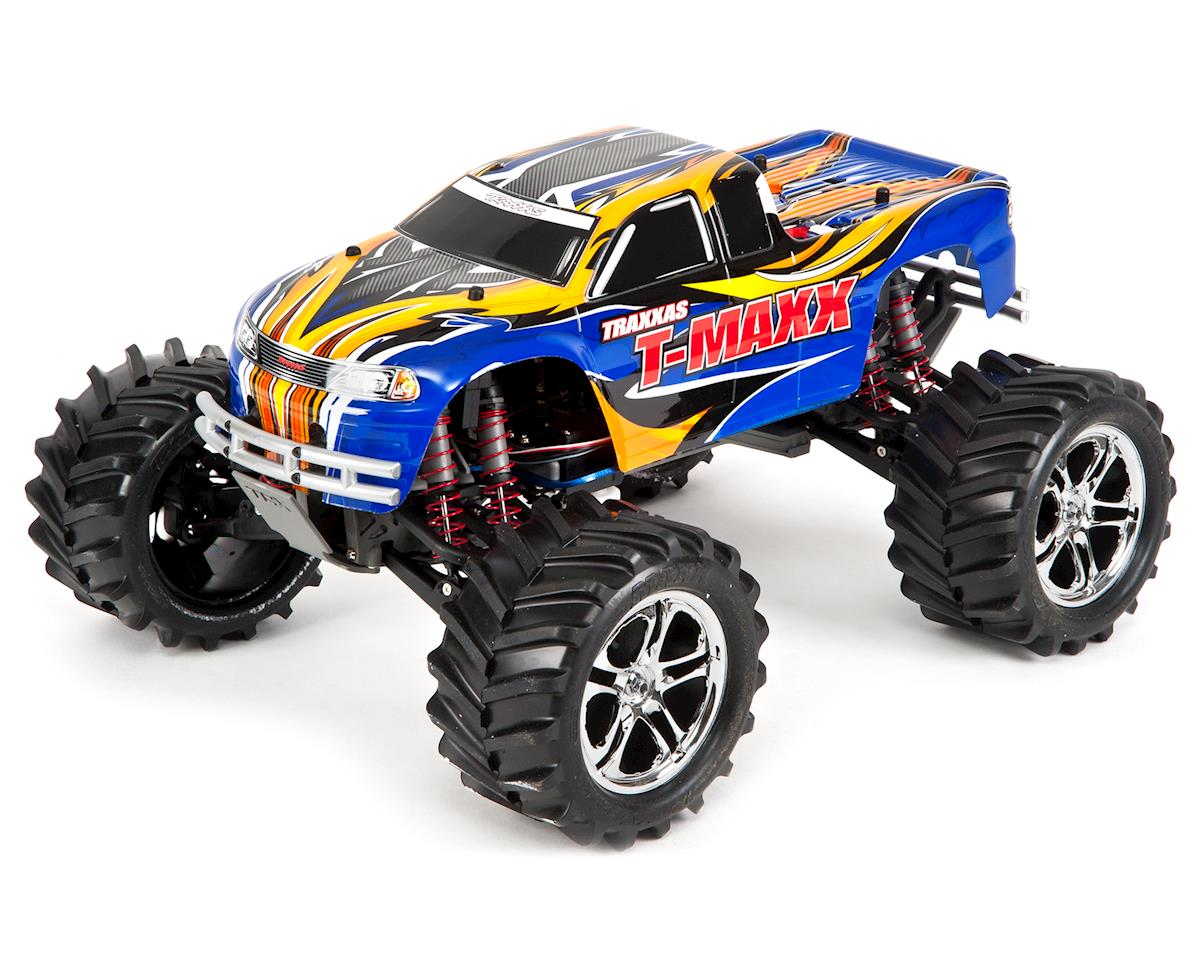 Traxxas T-Maxx Classic RTR Monster Truck (Blue) | relatedproducts